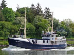 Photo of BLAUORT ship