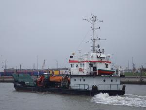 Photo of JANSSAND ship