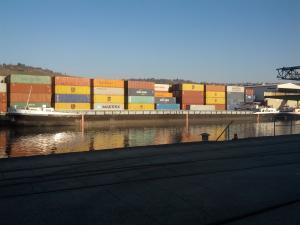 Photo of ELFE ship