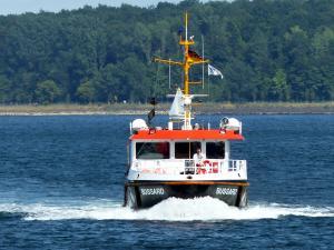 Photo of BUSSARD ship
