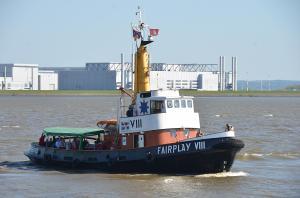 Photo of FAIRPLAY VIII ship