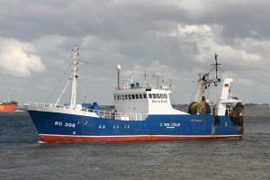 Photo of J.VON COELLN.NC 308. ship