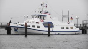 Photo of DANA ship