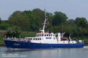 Photo of ELBE1 ship