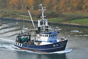 Photo of DAMKERORT ship