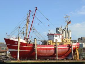Photo of KLAUS GROTH I ship