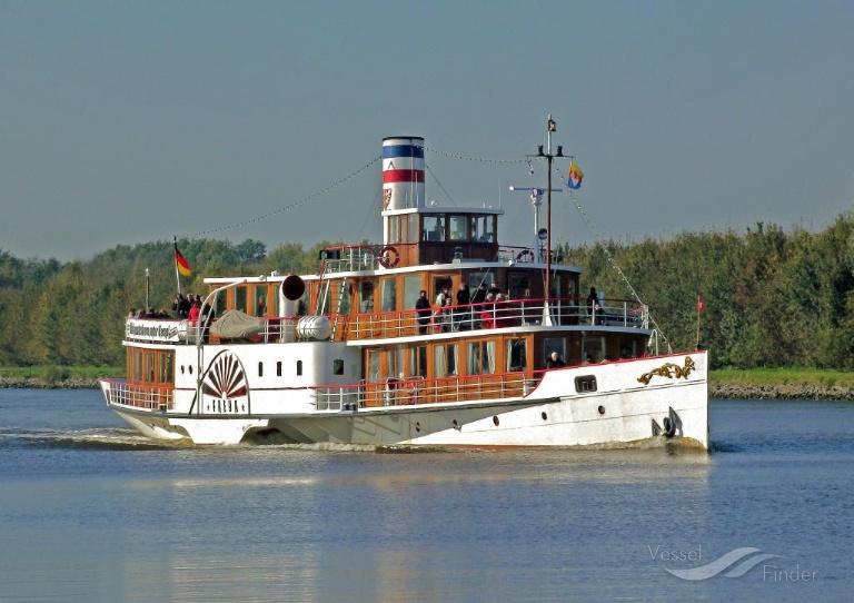 FREYA (MMSI: 211324790) ; Place: Kiel_Canal, Germany
