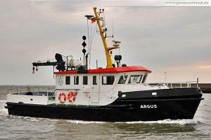 Photo of ARGUS ship