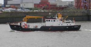 Photo of NIGE ship