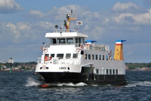 Photo of LABOE ship
