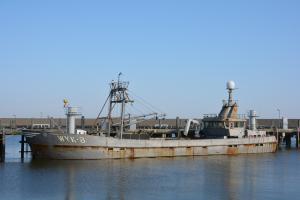 Photo of WYK-8 ship