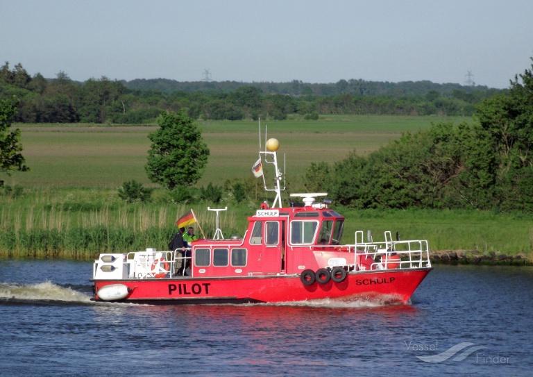 SCHUELP (MMSI: 211385020) ; Place: Kiel_Canal/ Germany