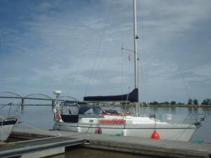 Photo of ASANTE ship