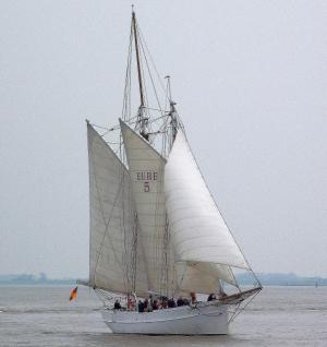 Photo of ELBE ship