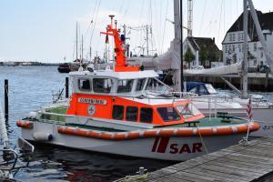 Photo of ECKERNFOERDE ship