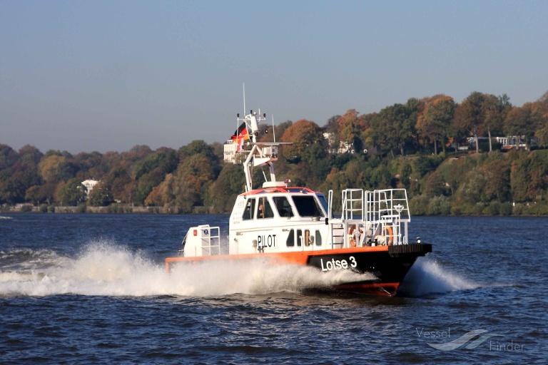 LOTSE 3 (MMSI: 211436370) ; Place: Hamburg