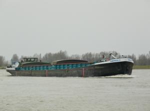 Photo of NAWATRANS IX ship