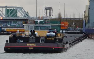 Photo of FUTURA ship