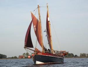 Photo of EXODUS ship