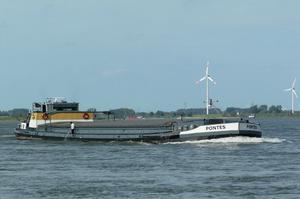 Photo of PONTES ship