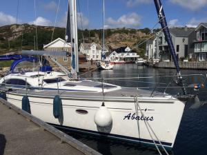 Photo of ABALUS ship