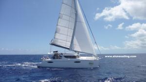 Photo of ALUNA ship