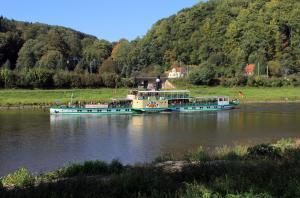 Photo of PIRNA ship