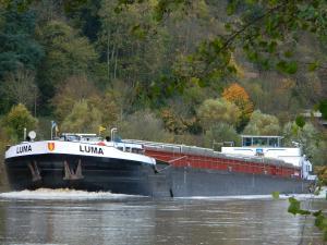 Photo of LUMA ship