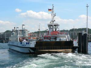 Photo of POETENITZ ship