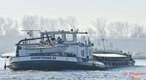 Photo of NAWATRANS III ship