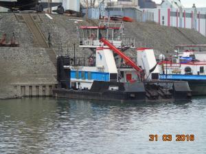 Photo of HUCKINGEN IIB ship