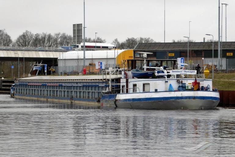 MS SEESTERNB (MMSI: 211537060) ; Place: s-Hertogenbosch Netherlands