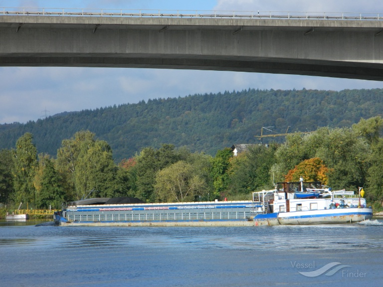 GMS SEESTERN (MMSI: 211537060) ; Place: Mosel/Longuich