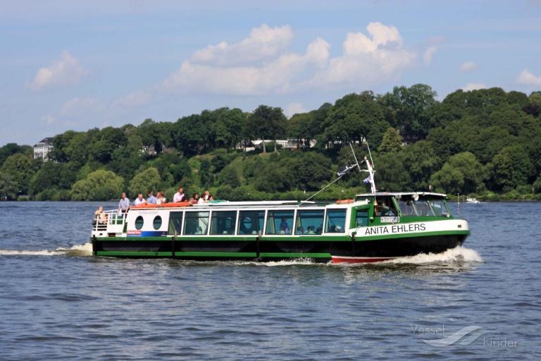 ANITA EHLERS (MMSI: 211542050) ; Place: Hamburg