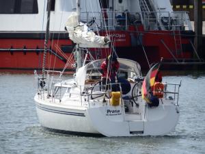 Photo of PRANA 2 ship