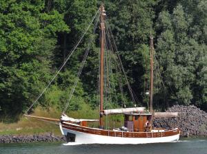 Photo of ISLABORG ship