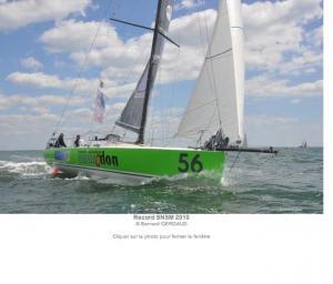 Photo of GREEN ship