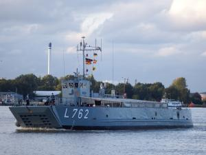 Photo of LACHS ship