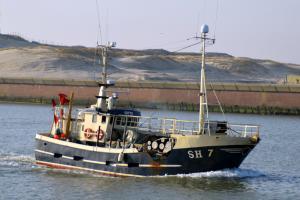 Photo of SH 7 GITTE ship