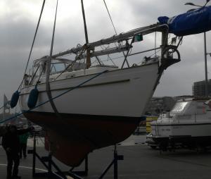 Photo of DEICHHEXE ship