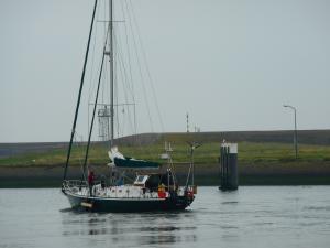 Photo of UMIAK ship