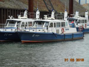 Photo of WSP 8 ship