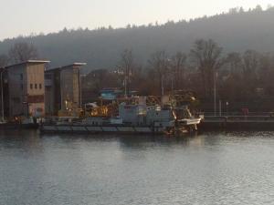 Photo of KRAKE ship