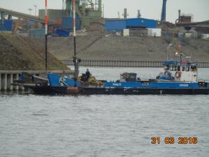 Photo of HAFAG 38 ship