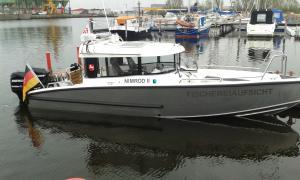 Photo of NIMROD II ship