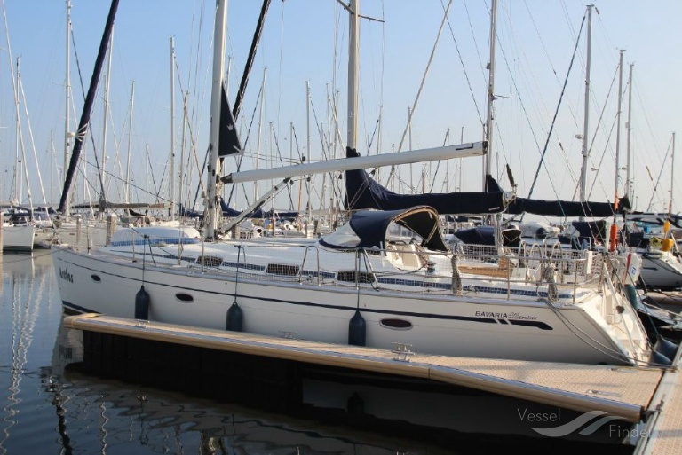 ANTHOS, Sailing vessel - Details and current position - MMSI