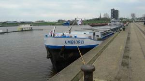 Photo of AMBIORIX ship