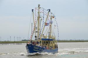 Photo of ODIN 1 ship