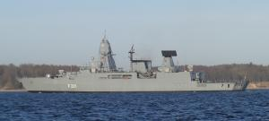 Photo of HESSEN ship