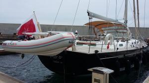 Photo of MOJO ship
